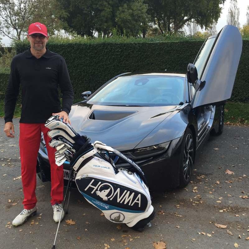 David Morris Golf