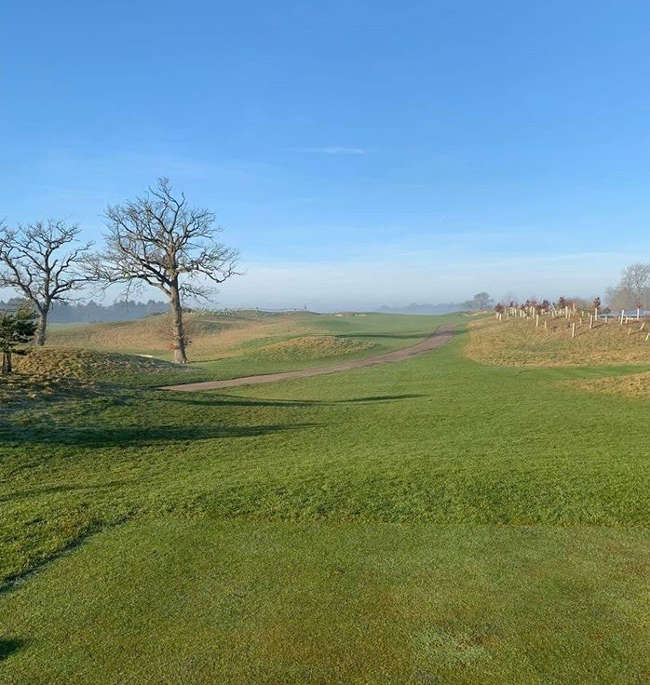 David Morris Golf London