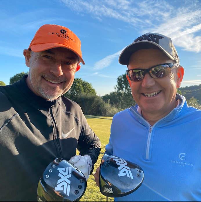 David Morris Golf Portugal