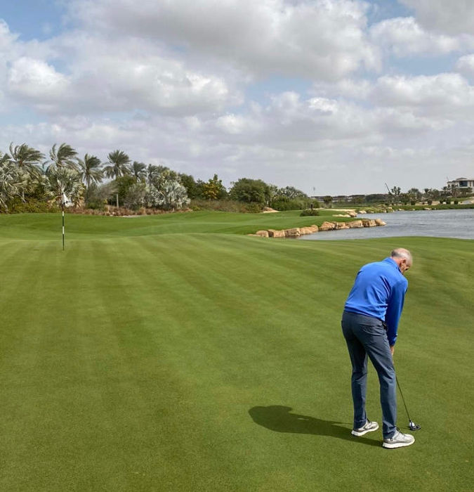 David Morris Golf - Dubai